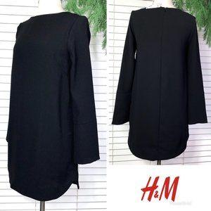 👗NWT🤩 •H&M•  Long Sleeve Loose Fitting Dress👗